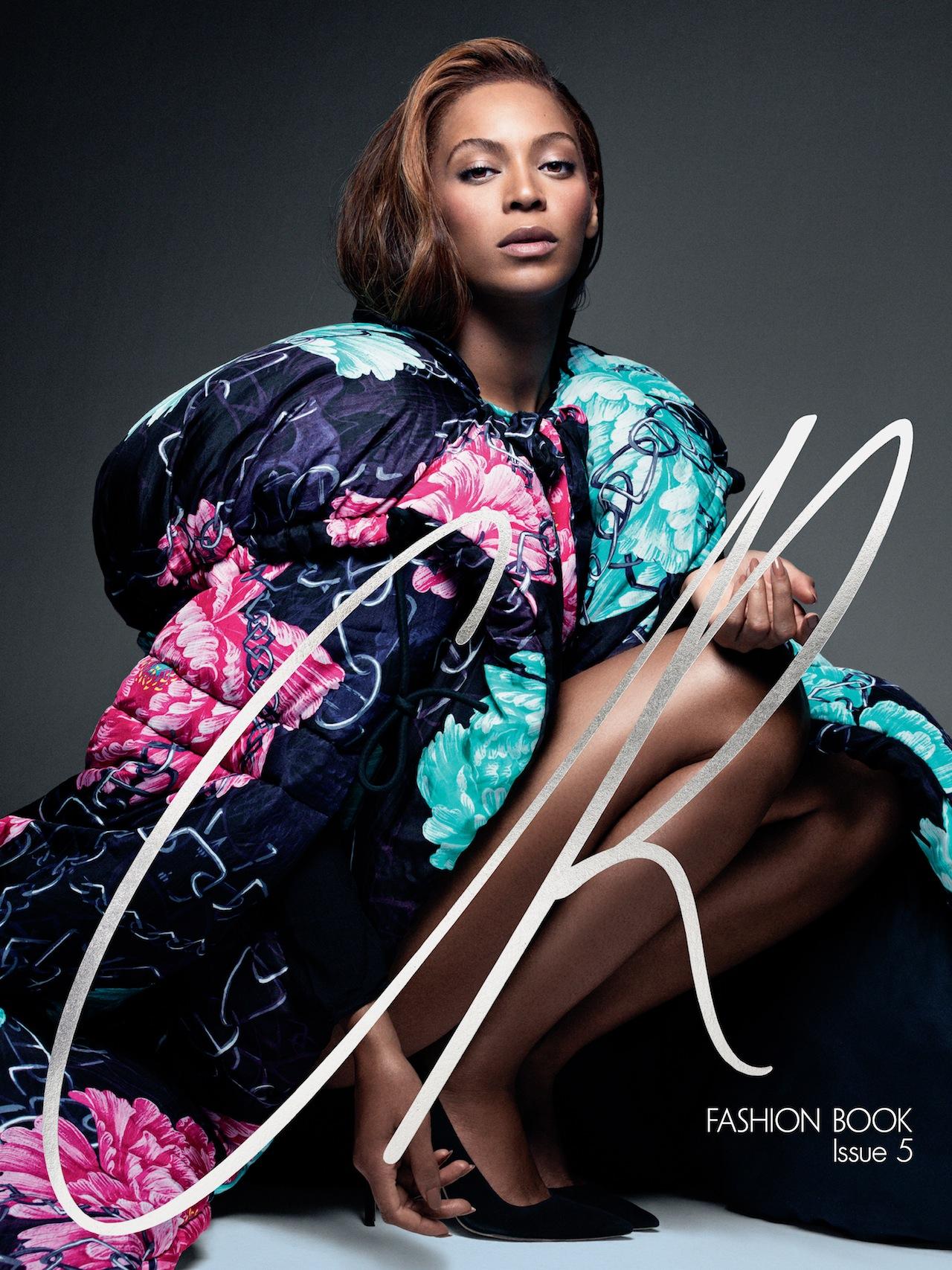 Beyoncé photographed by Pierre Debusschere