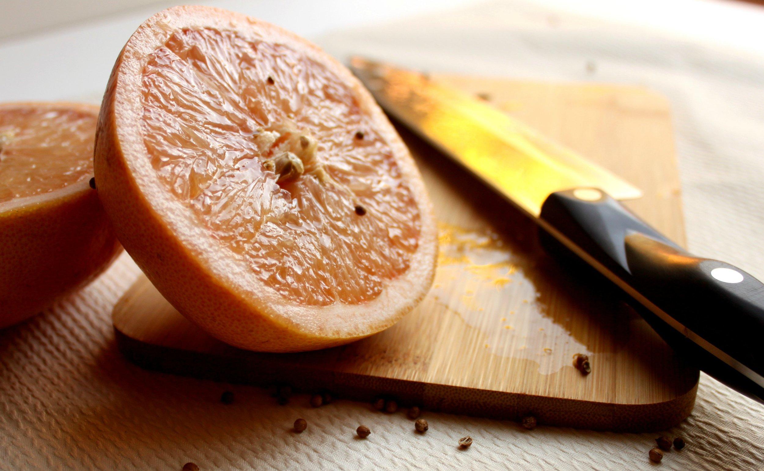 grapefruitcutting