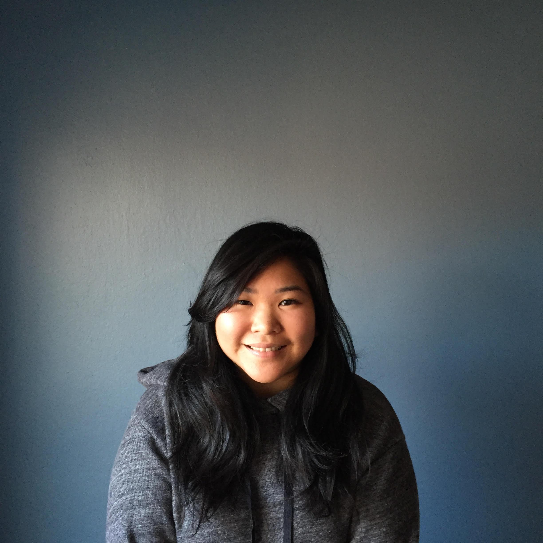 Here she is! Cynthia Chung!