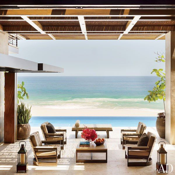 Paradise (at least according to Architectural Digest)