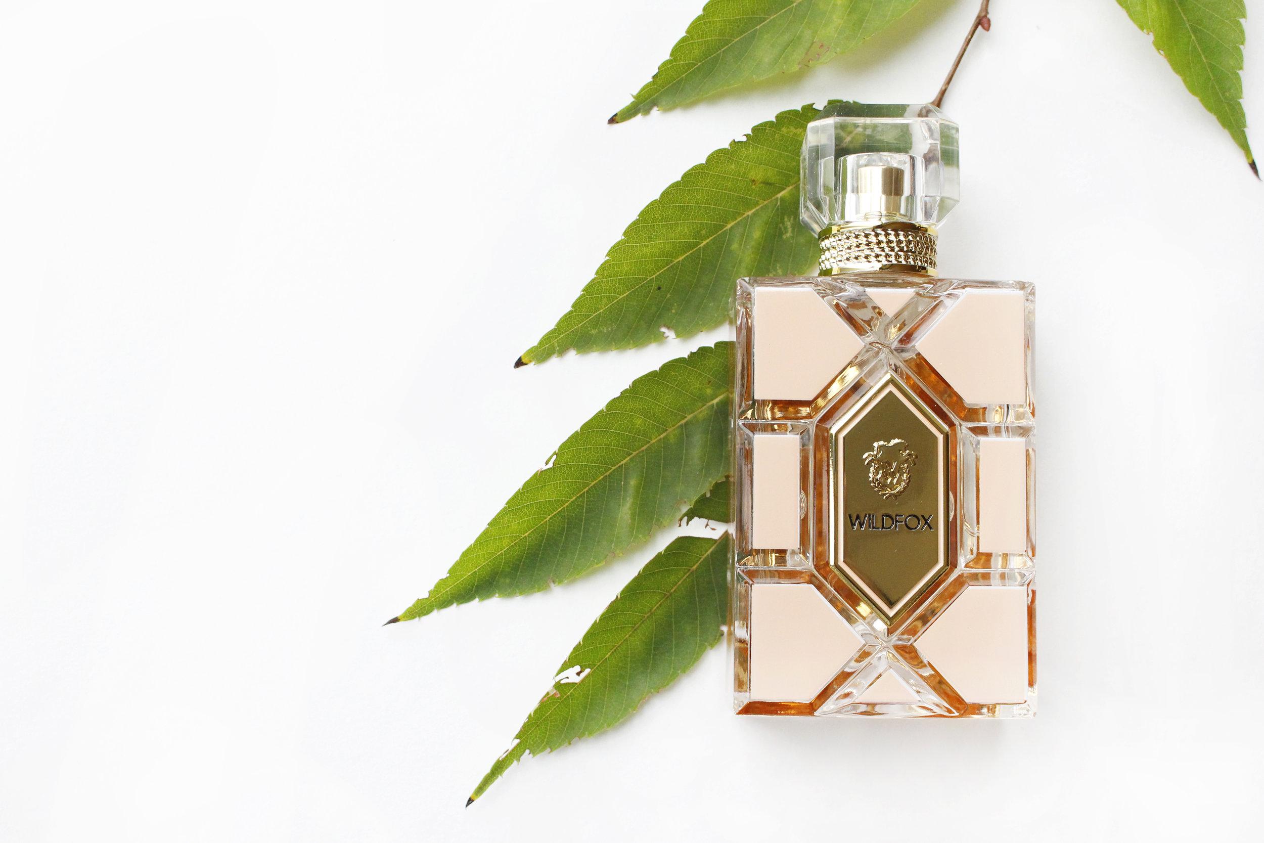 Notes: absinthe mist, apricot blush, incense, jasmine essence, dewy honeysuckle, white camellia, captive musk, honey, ambrox