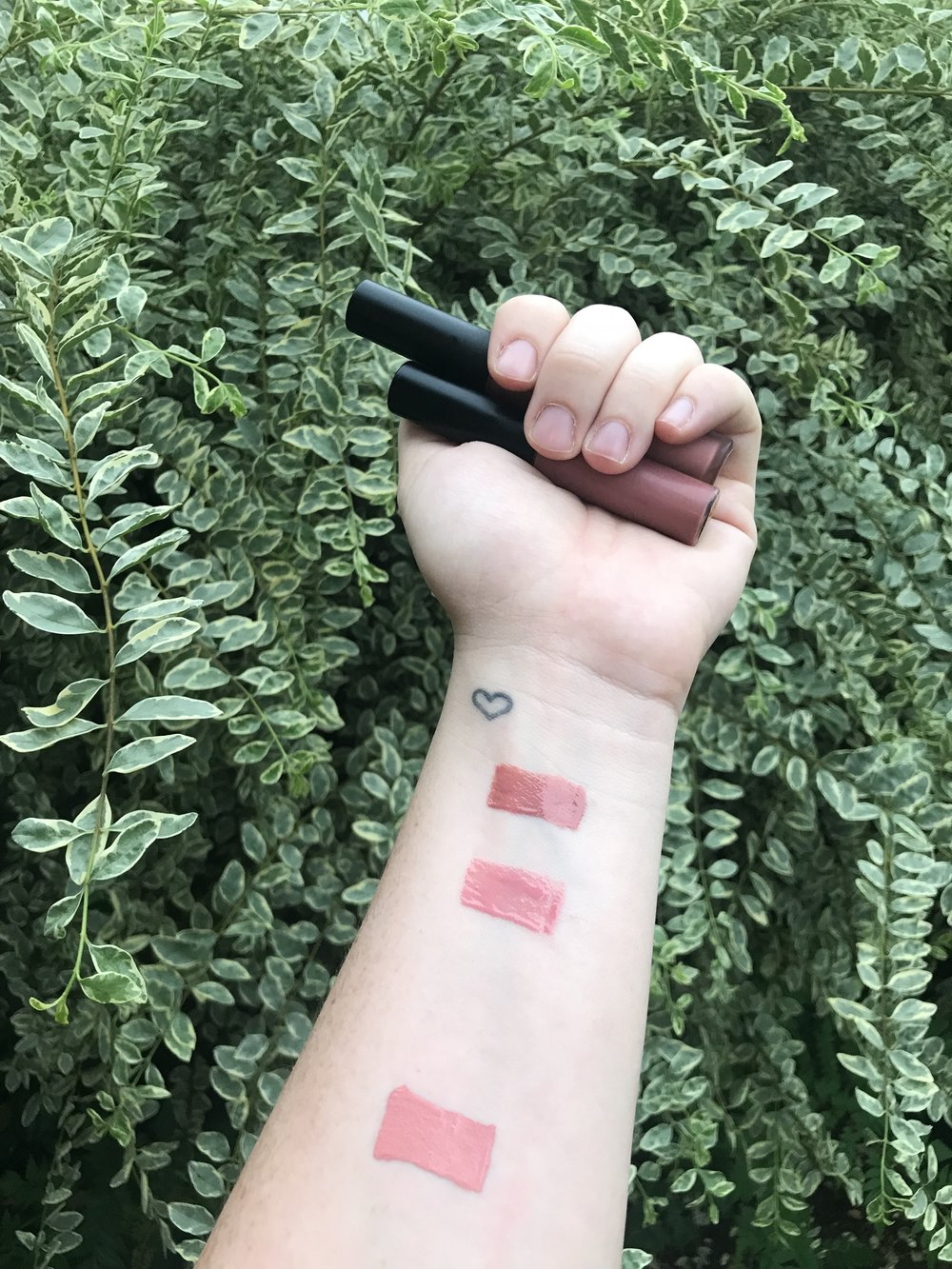 POLISHED Lip Plumping Gloss & SUEDE MATTE Liquid Lipstick