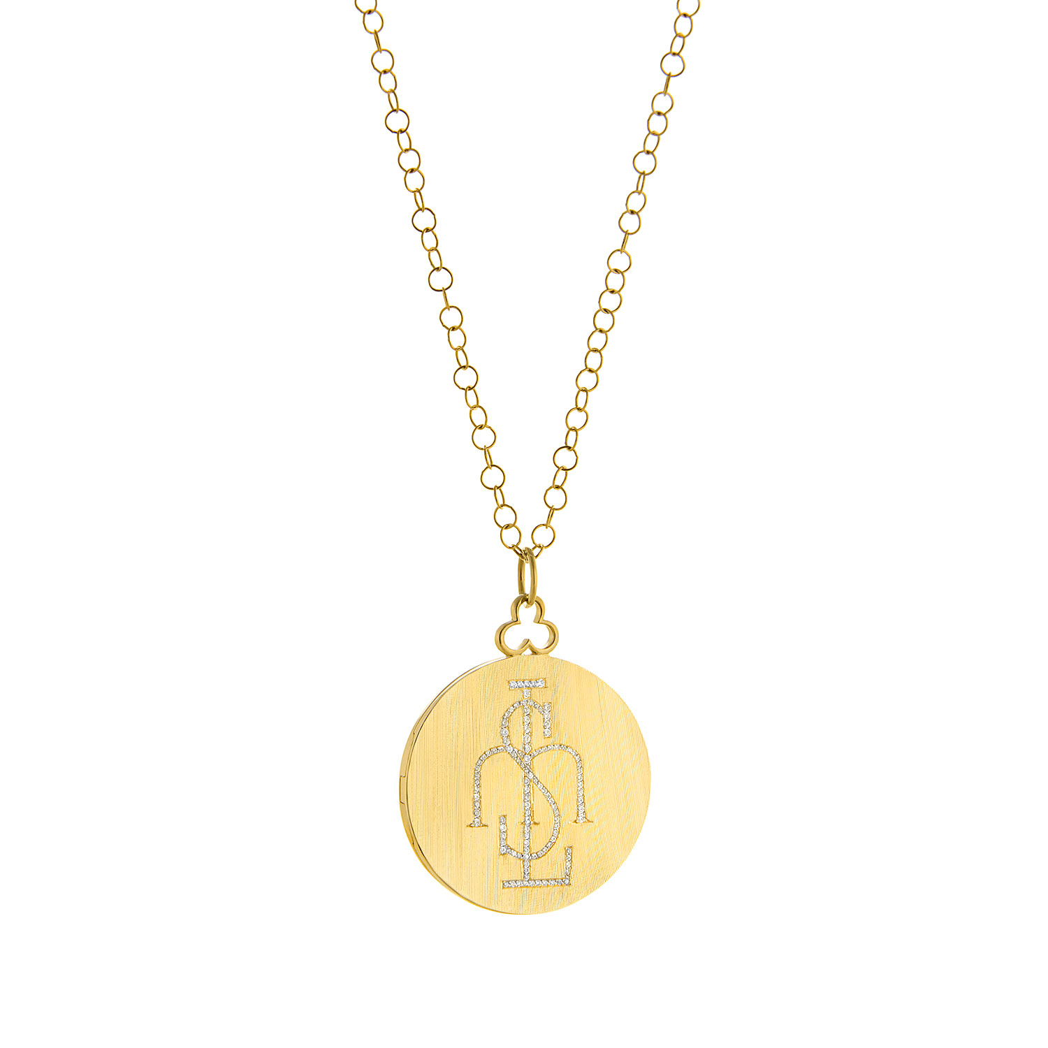 product monogram n deals lockets krafty chix
