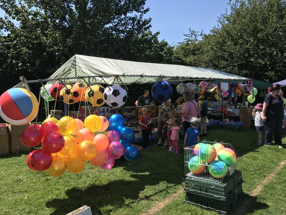 Pen-y-ffordd Carnival June 2017