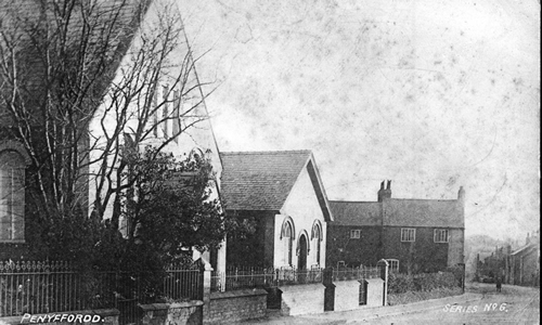 Methodist Chapel