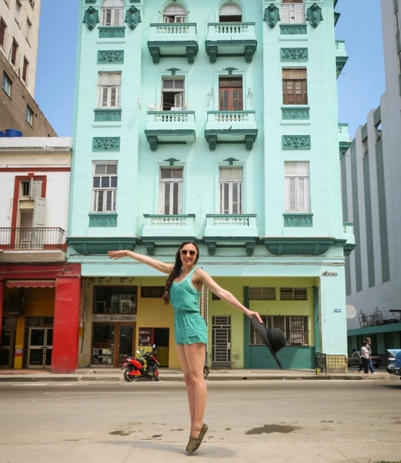 Visited Cuba on a whim after seeing a friends fb post