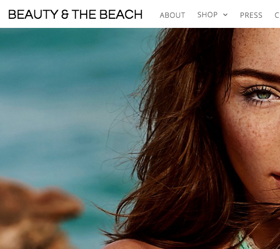 BEAUTY AND THE BEACH      Marketing Strategy