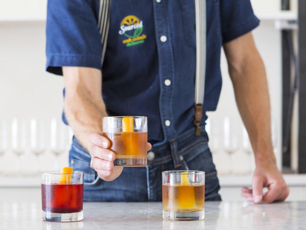 Old Fashioned Bar  -