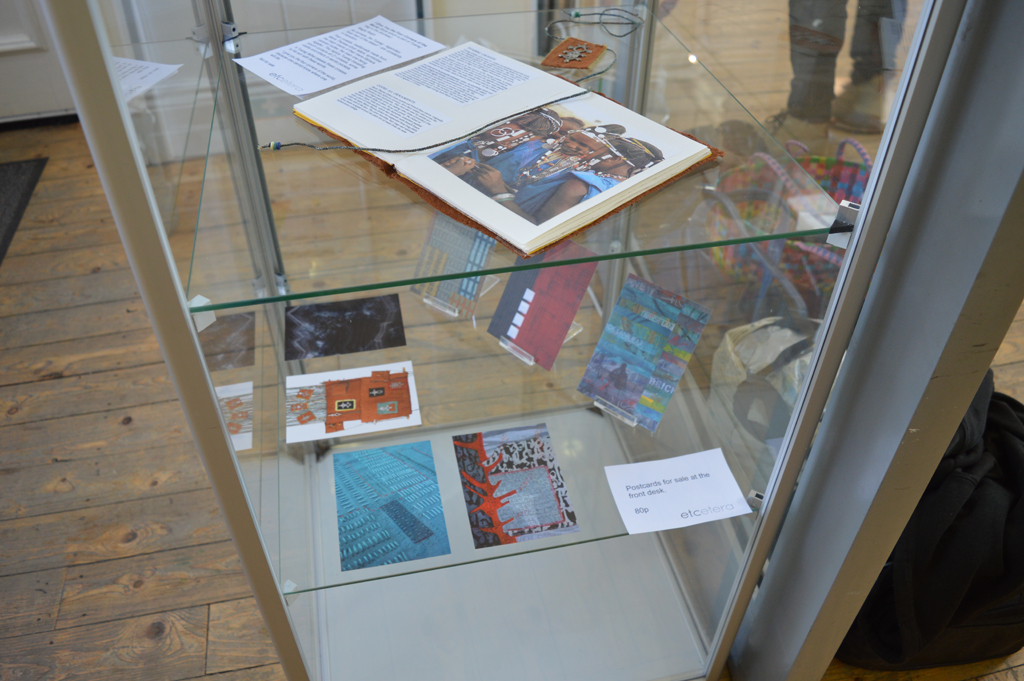 Book by Magie Relph, postcards by all