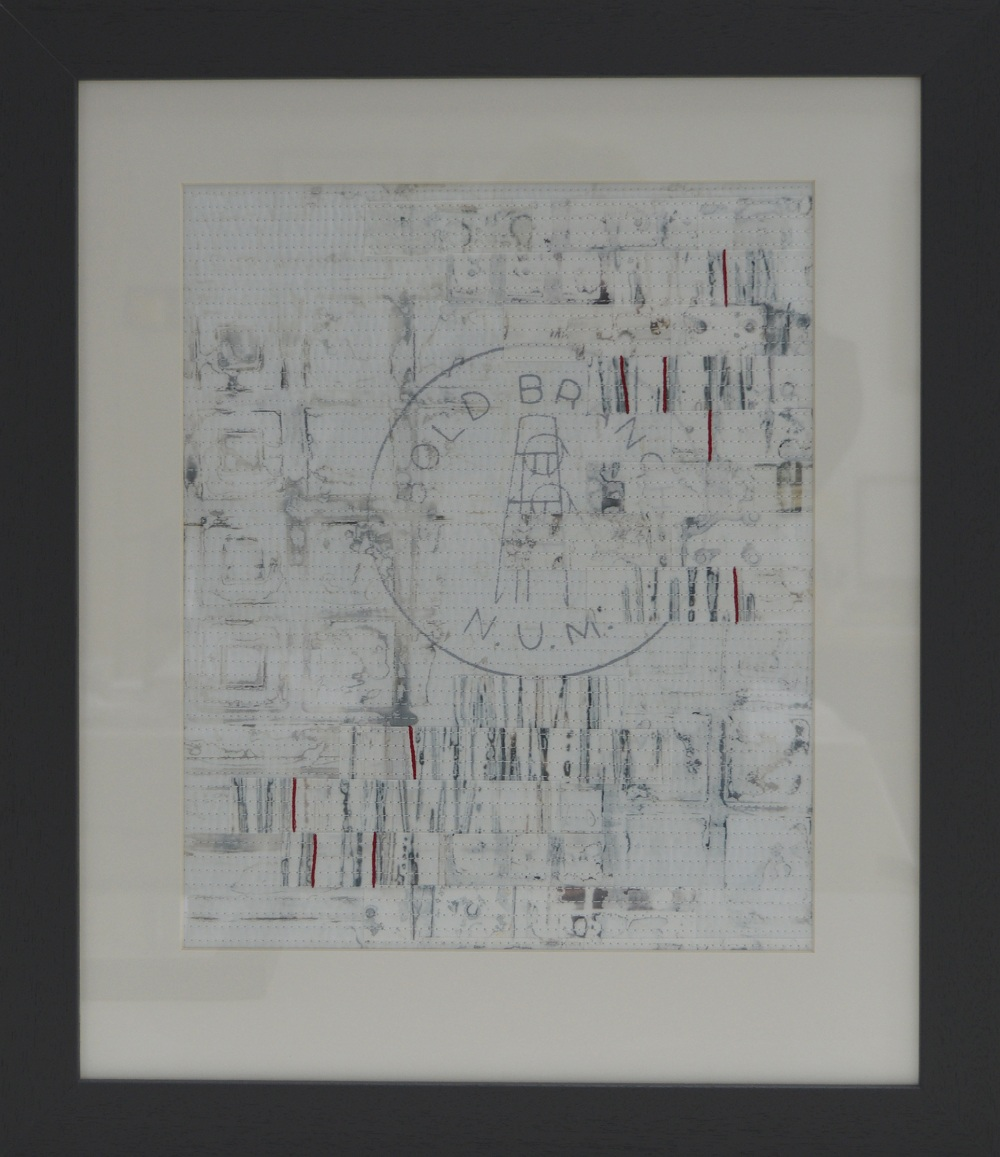 Bold I (46cm x 53cm) £225
