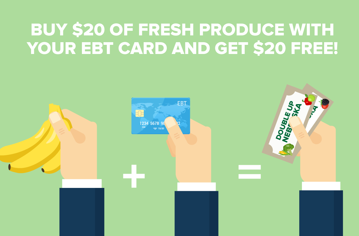 Double Up Food Bucks Will Stretch Your SNAP Dollars