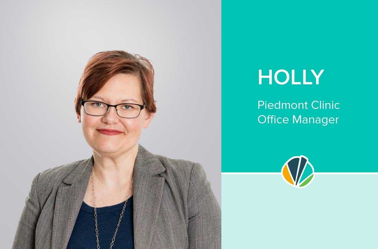 Meet Holly Our New Piedmont Clinic Manager Bluestem Health Family Medicine Medical Dental Clinic Behavioral Health Lincoln Nebraska,Pink And Gold Nail Designs 2020