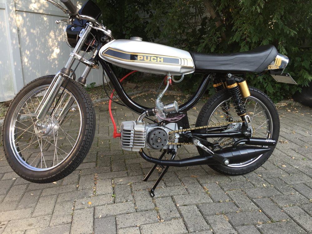 1981 Puch Magnum - Fully Restored
