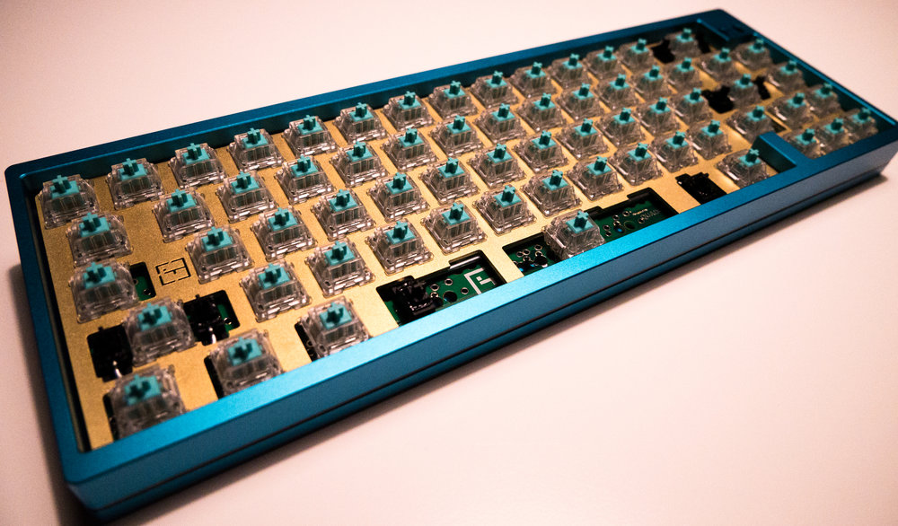 Custom 60% Mechanical Keyboard