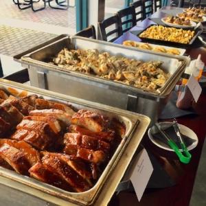 BBQ Themed Buffet