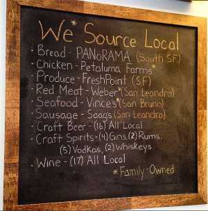 We Source Local Chalkboard Directory
