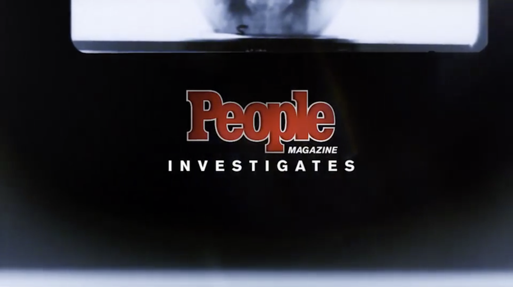 People Magazine Investigates  True Crime Series on Investigation Discovery. Show Open and Launch Promo edited by Bill Sebastian