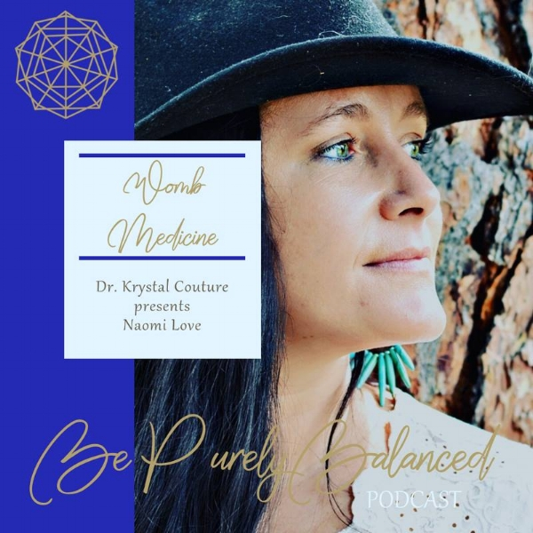 Be Purely Balanced podcast: Naomi Love
