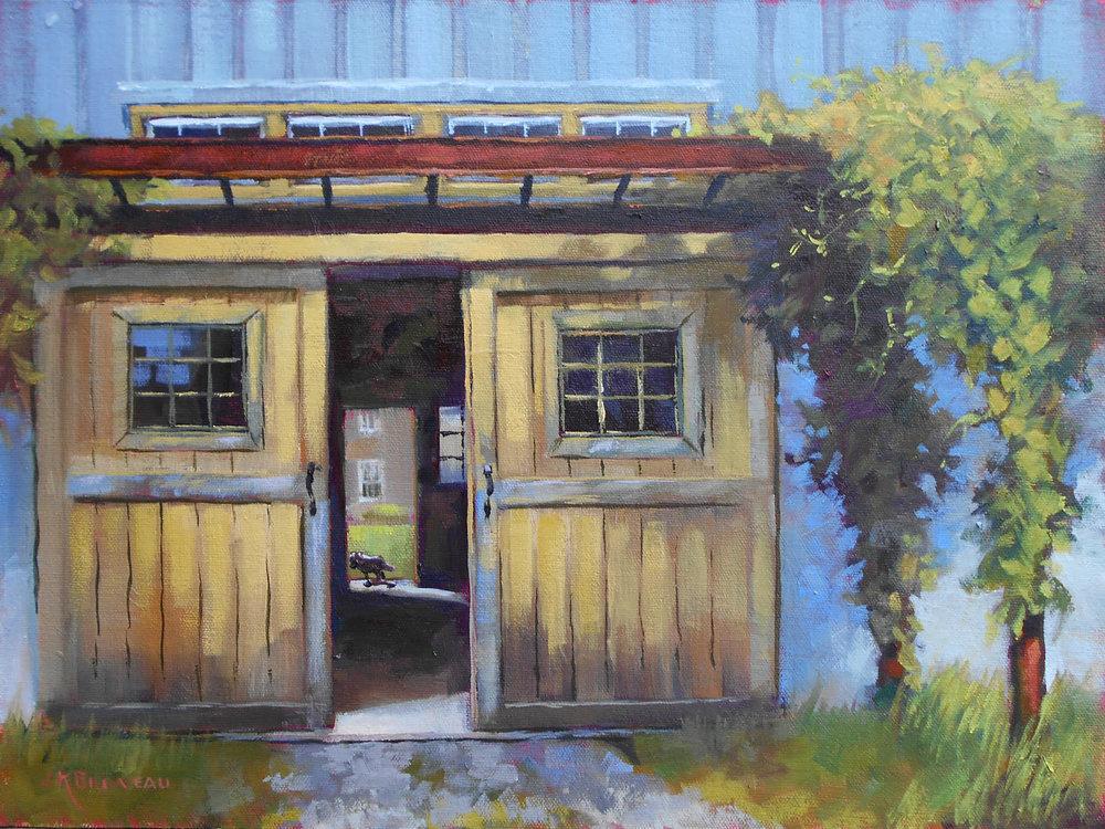 """Jeanne Bruneau   """"Poston Homestead"""""""