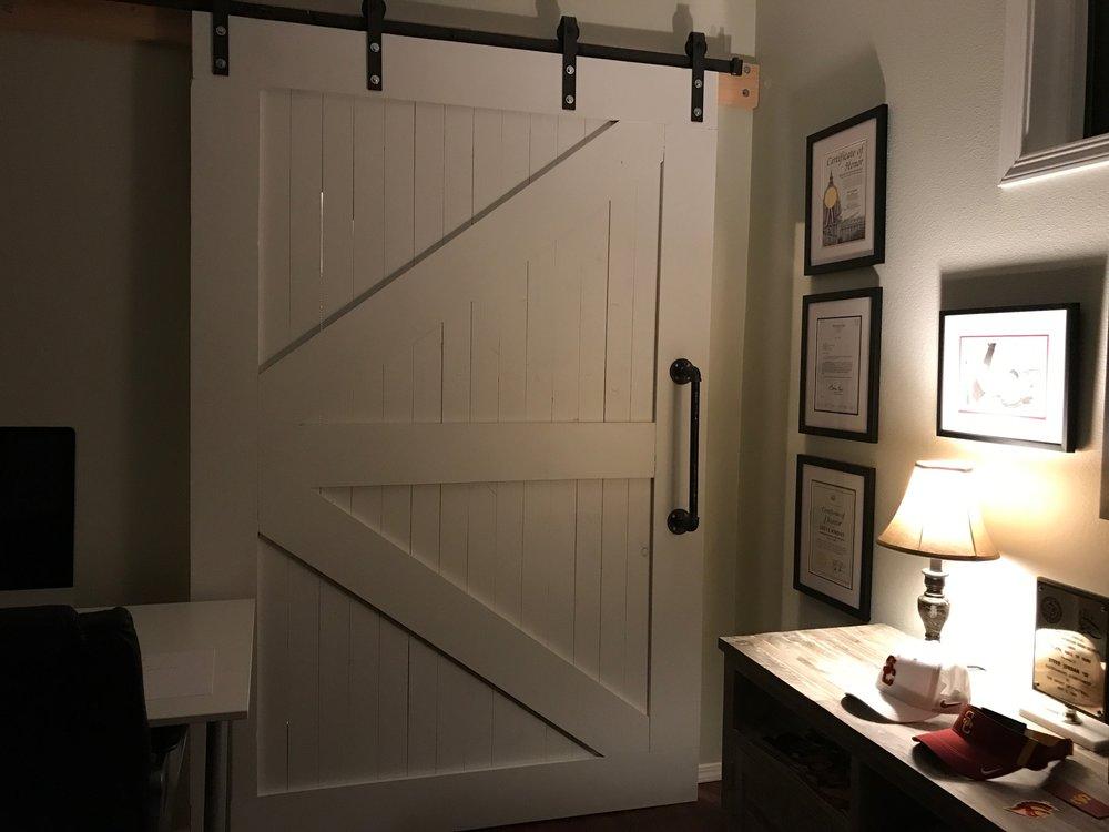 Barn Door -