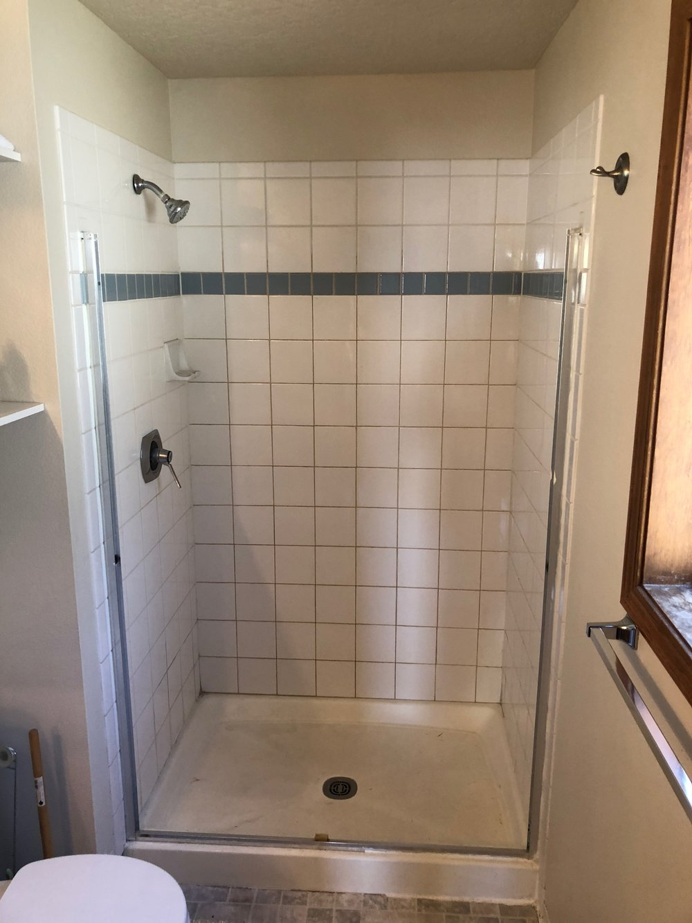 Shower Remodel 1