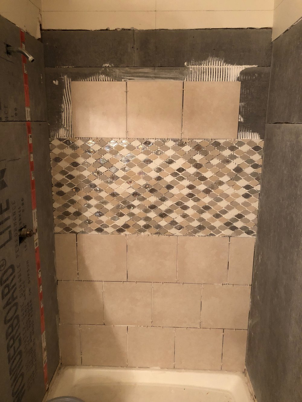 Shower Remodel 5