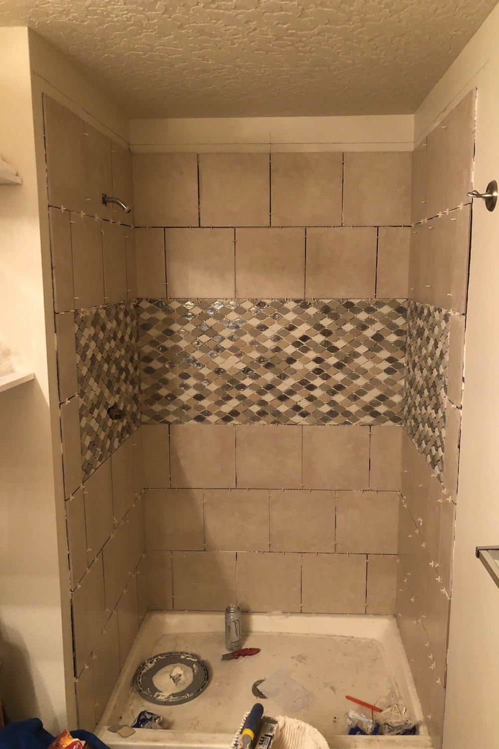 Shower Remodel 8