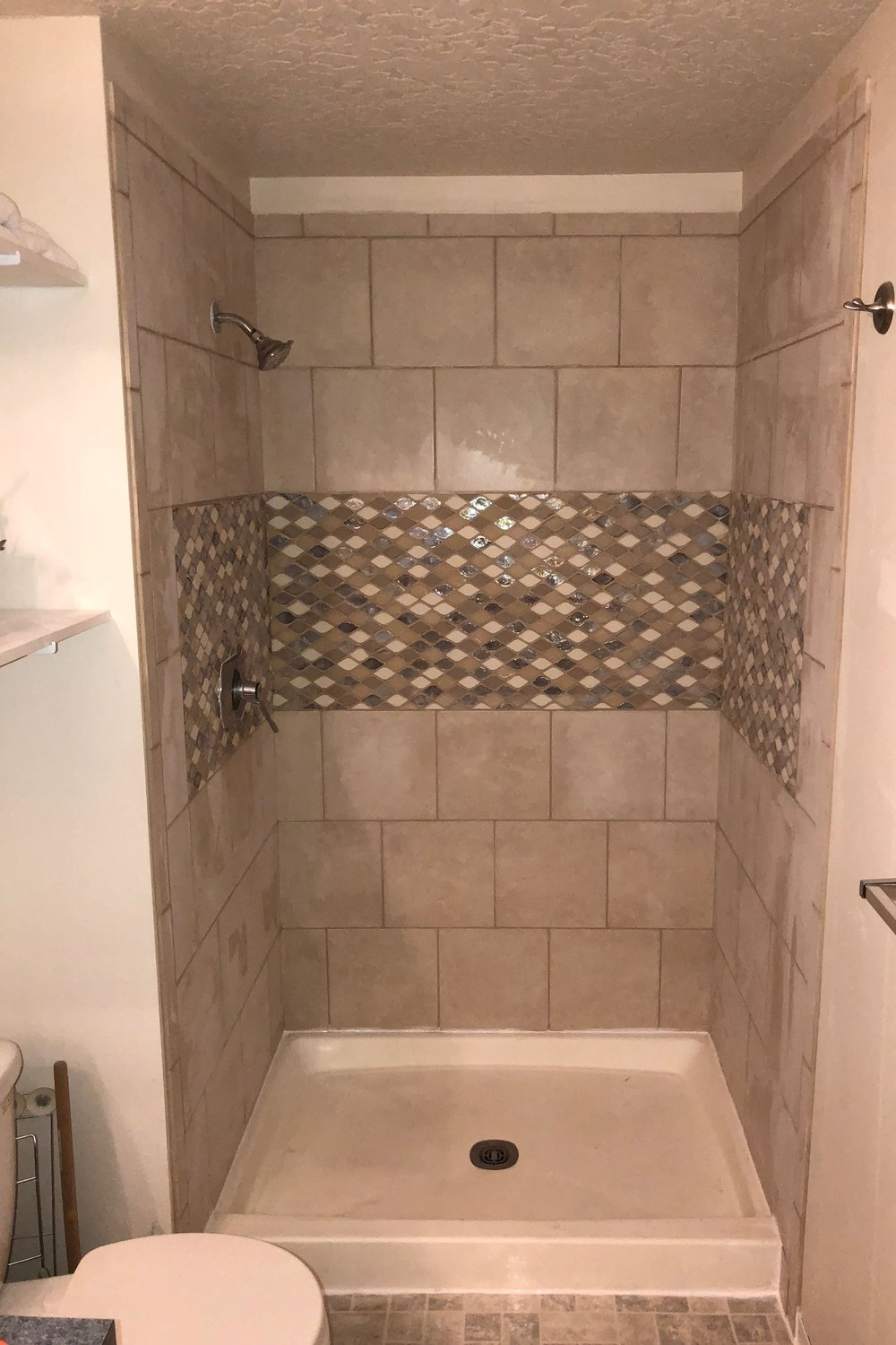 Shower Remodel 11