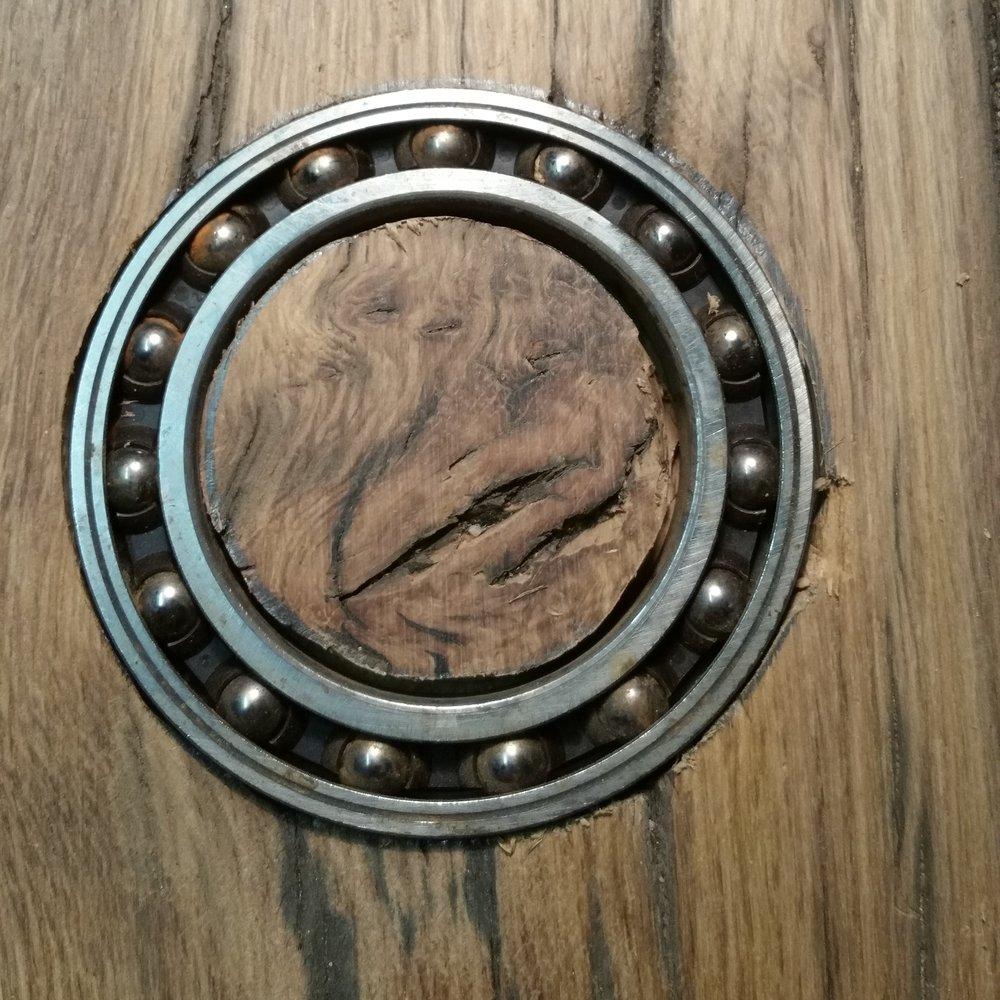 Oak Cog and chain coffee table  (15).jpg