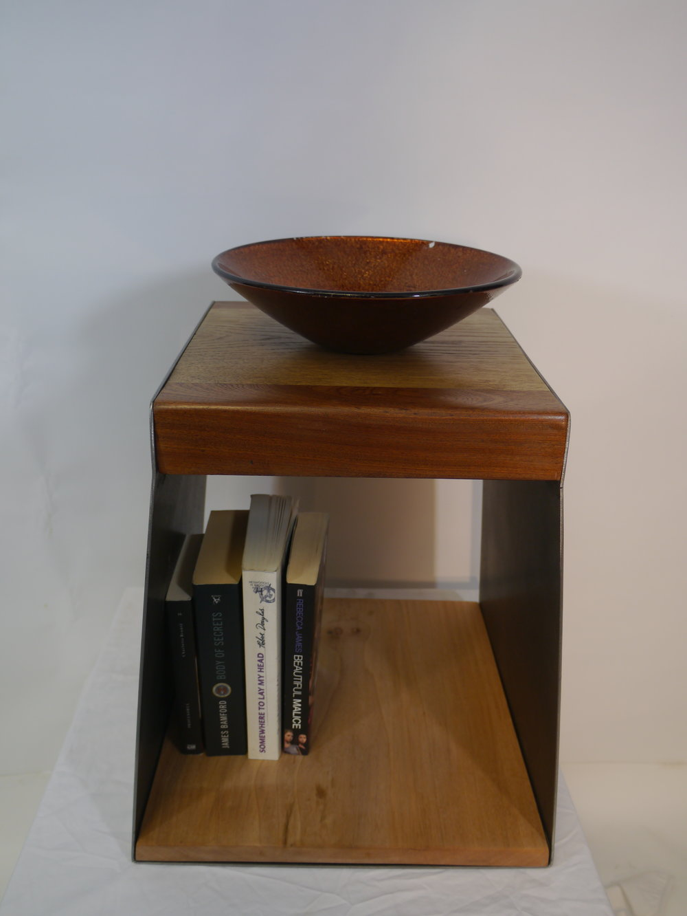 Oak steel and sapele side table (22).JPG