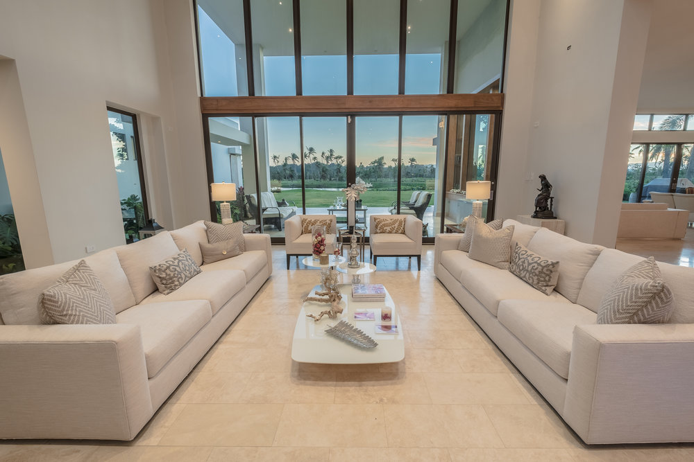 Golf Course Estate - Full Staging Service