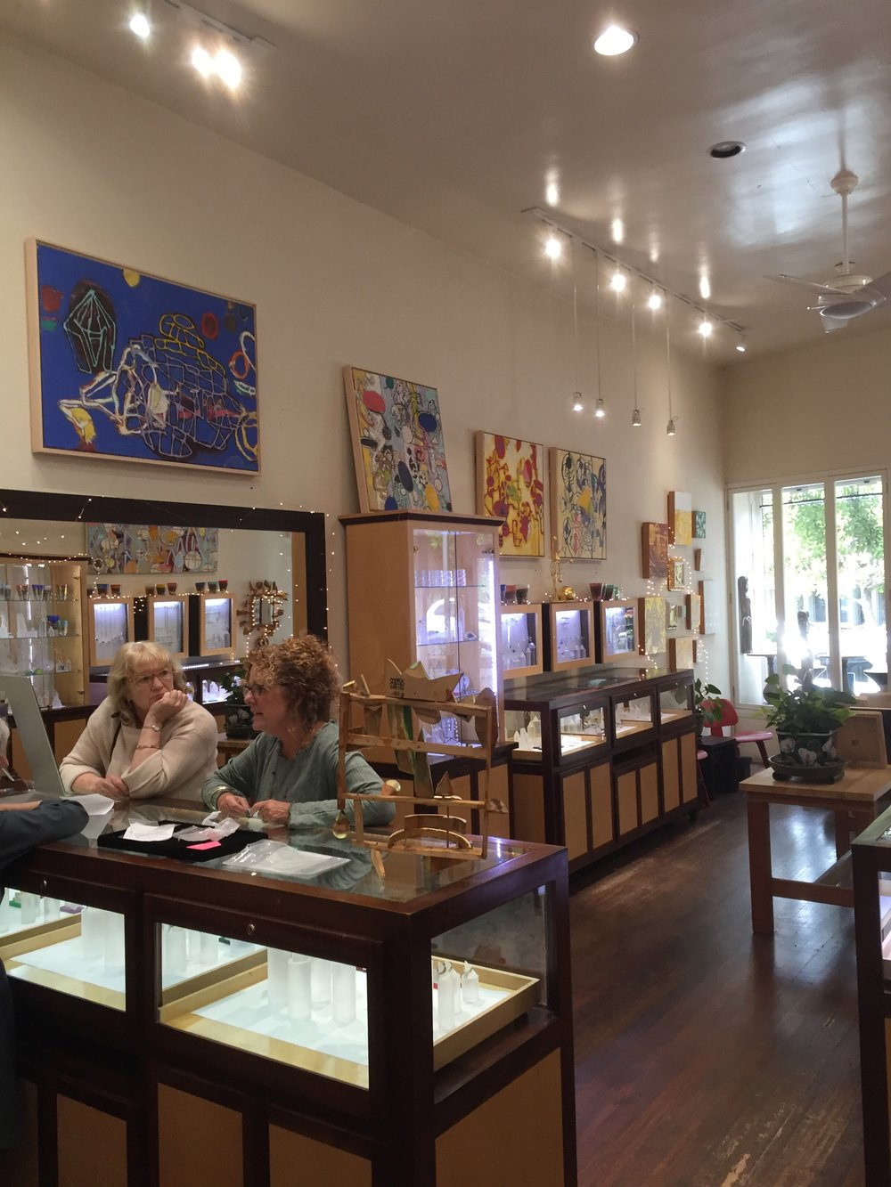Alix & Co Gallery, Mill Valley, CA