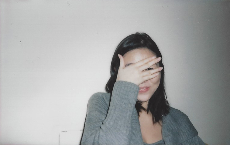 I use Instant Film to capture fleeting moments.