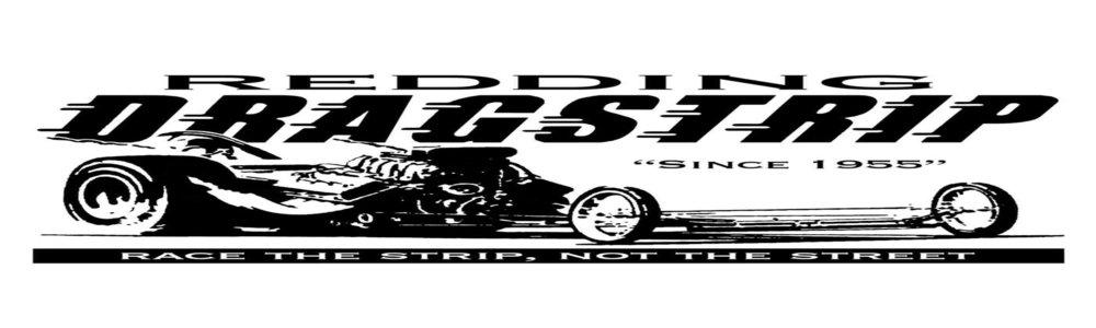 Redding Drag Strip Logo
