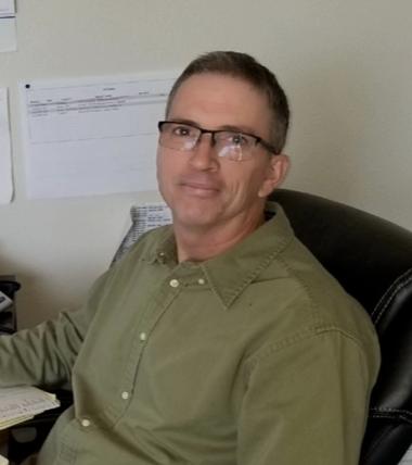 Dean Nilson, Senior Chief Estimator