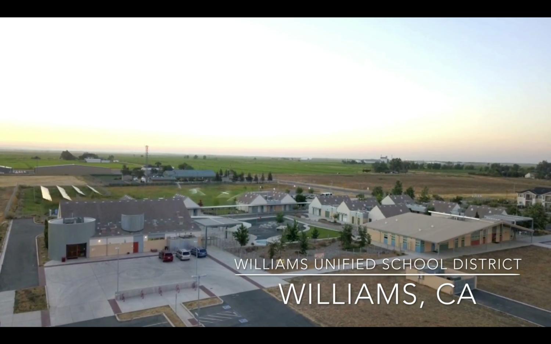 Williams Unified School District - Harbert Roofing