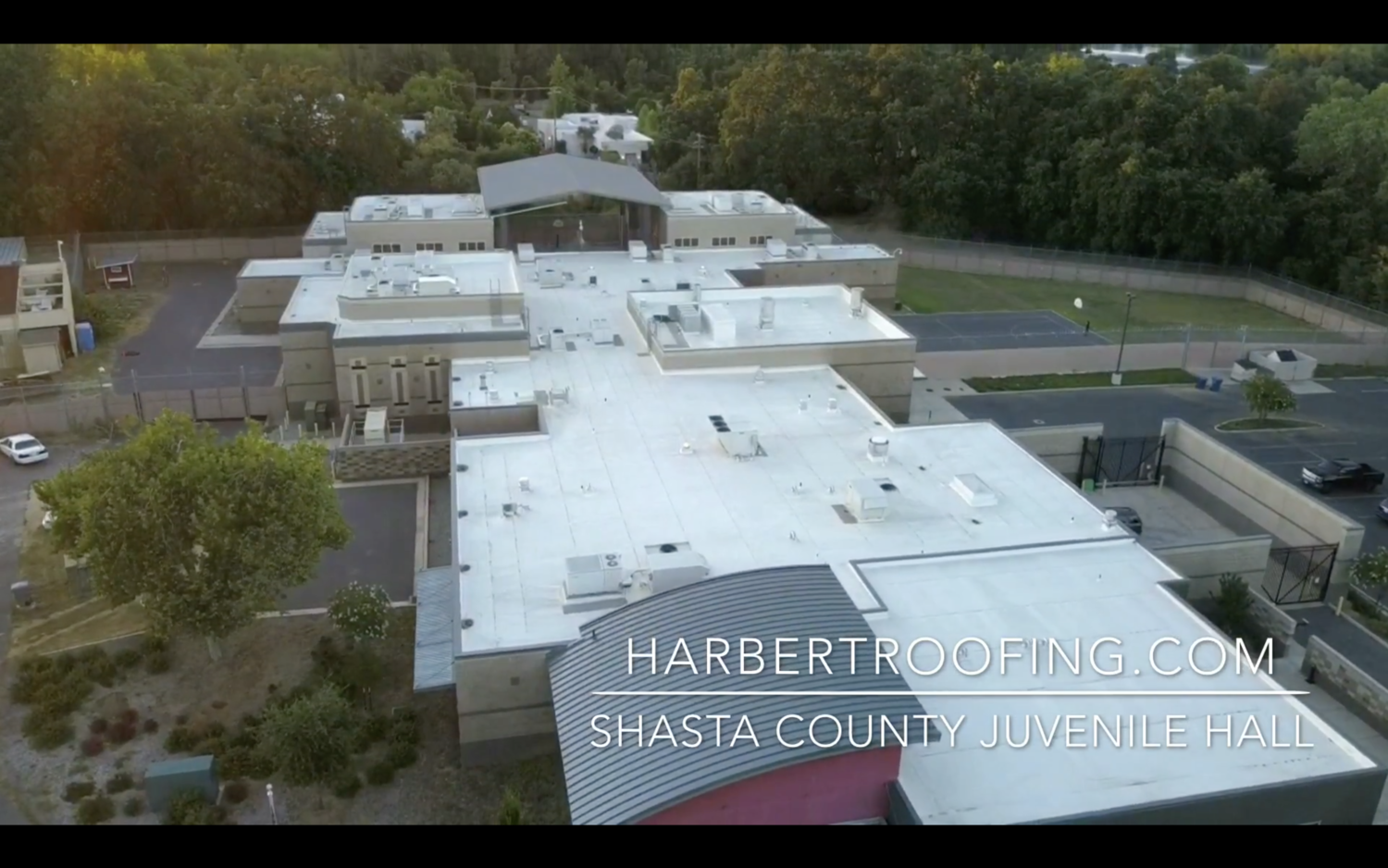 Commercial Projects - Harbert Roofing