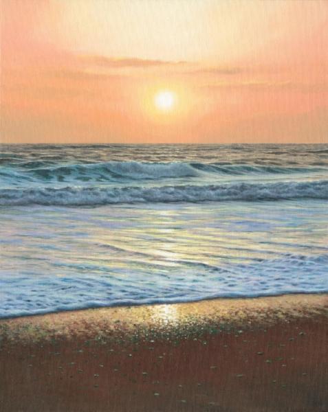 """""""A Breeze At Dawn II"""" 20x16 oil on canvas"""