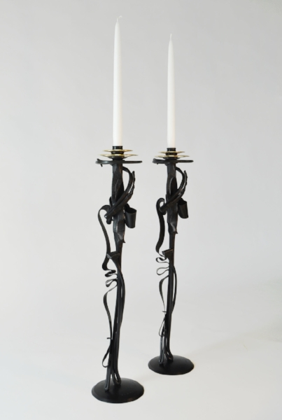 """Paley  """"Scepter""""  Candle holder (DC201402)"""