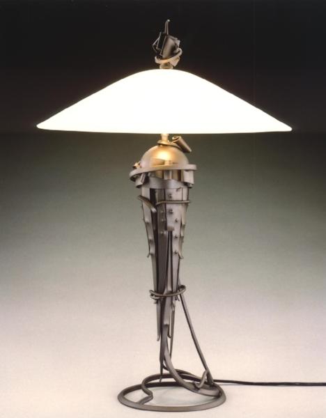 """Paley  """"Comet Lamp""""  (DL199906)"""