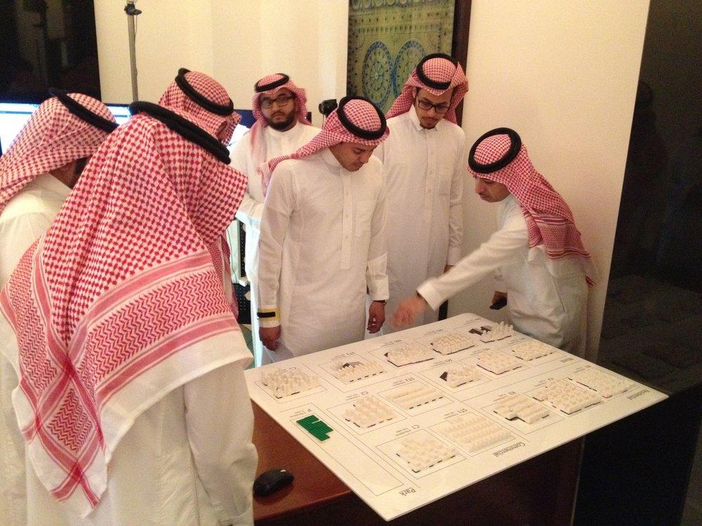 Workshop with Arriyadh Development Authority