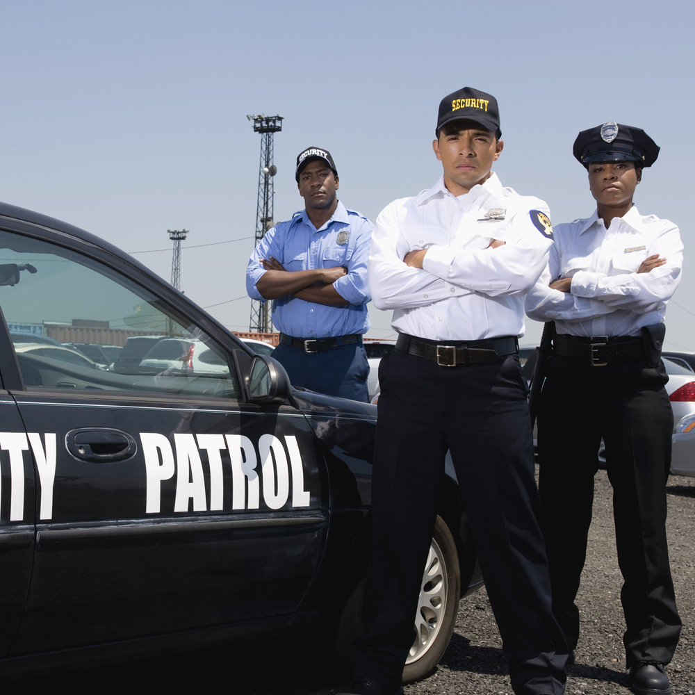 SECURITY PATROL OFFICERS - We provide security patrol services to our clients throughout Florida. If you are considering hiring a securtity patrol officer then please email us at info@A1AsecurityServices.com or call us at (904) 677-3388 for a free consultation.