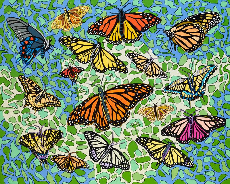 Butterflier Fly Free