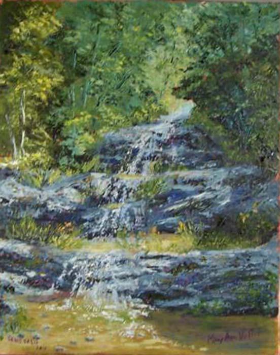 Kent Falls - Oil - 16x20