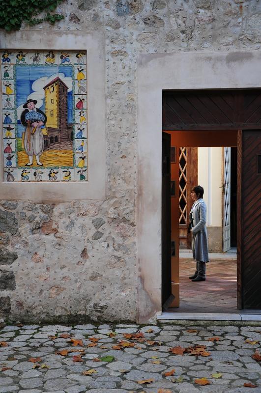 Courtyard Majorca