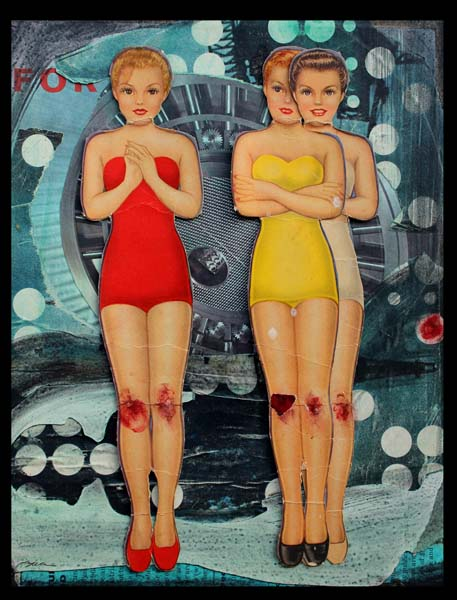 Louise Millmann-Trinity Sisters Mixed Media COLLAGE.jpg