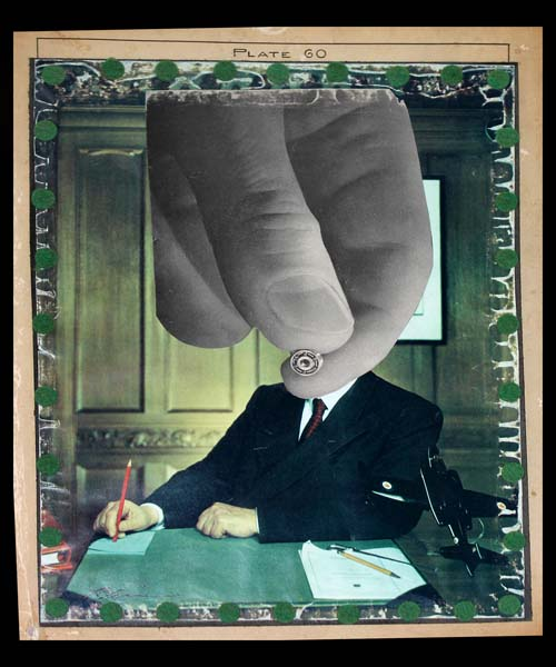 Louise Millmann-BUSINESS AS USUAL- MIXED MEDIA  COLLAGE.jpg