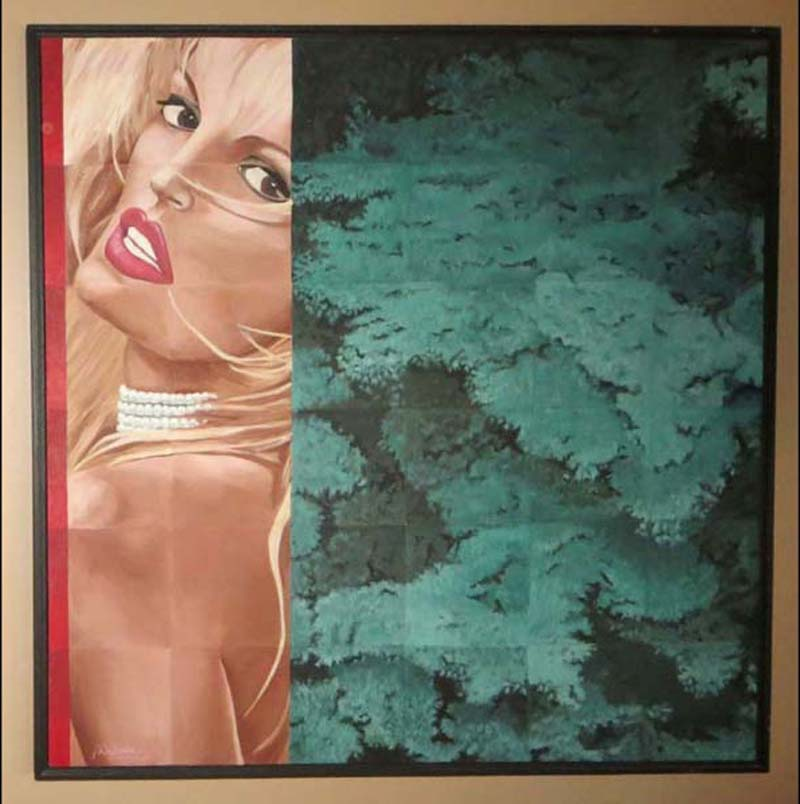 """Christy Forest – 48"""" x 48"""" Oil on Canvas by Don Weber.jpg"""