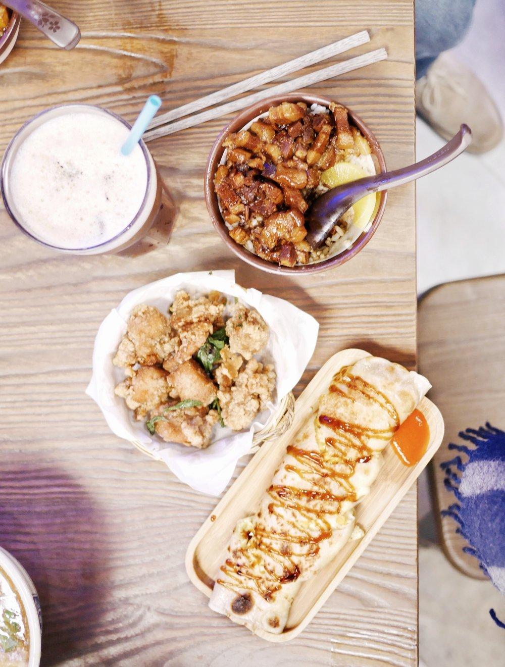 全香港最好吃的魯肉飯