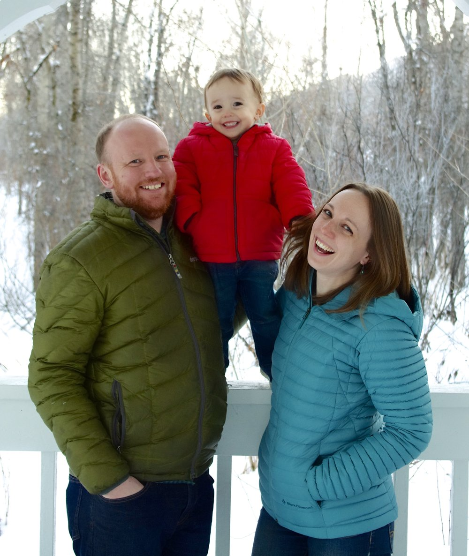 Beth Melton and Family